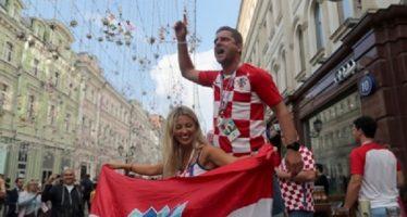 Croacia e Inglaterra, a minutos de pelear por ser finalistas