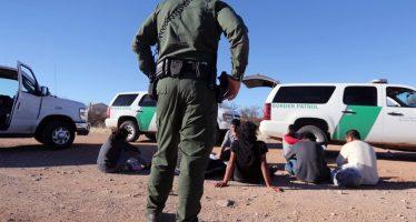 La solución, que los inmigrantes no entren ilegalmente: Trump