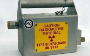 Alerta por robo de fuente radiactiva en la Ciudad de México