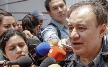 Durazo tomará protesta como senador y luego asumiría la SSP