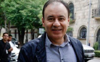 Descarta Alfonso Durazo una solución inmediata a la inseguridad
