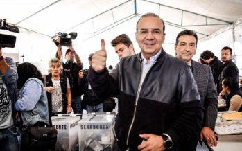 Jornada electoral, con calma en todo el país: Navarrete Prida