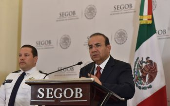 Necesario blindar frontera con EUA para evitar ingreso de armas a México: Navarrete Prida