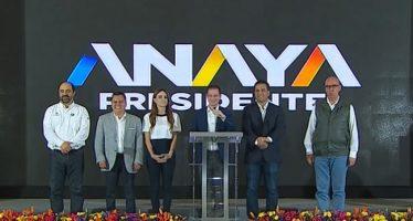 "Anaya felicita a AMLO como ganador; ""seré oposición"", le dice"
