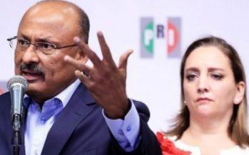 Anuncia René Juárez su renuncia a la presidencia del PRI