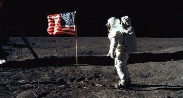 ¿Buzz Aldrin admite que no fuimos a la Luna?