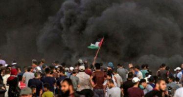 Palestinos aceptan tregua tras ataques de Israel contra Gaza