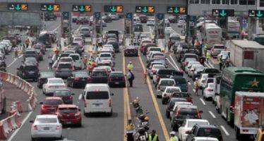 La México-Cuernavaca, la de mayor aforo vehicular este sábado