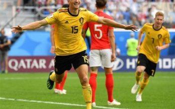 Bélgica se queda con 3er puesto en Copa del Mundo Rusia 2018