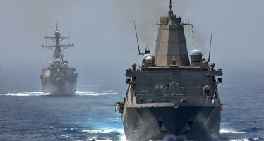 EEUU no permitiría que Irán cierre estrecho de Ormuz