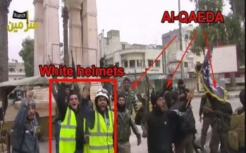 ¿Por qué EEUU e Israel sacan a 800 Cascos Blancos de Siria?