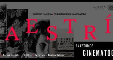 La Universidad de Guadalajara y la Cineteca Nacional preparan presentación de la Maestría en Estudios Cinematográficos