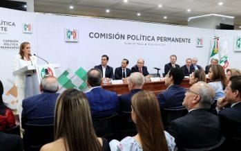 El PRI podría cambiar de nombre: Ruiz Massieu