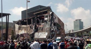 Hasta 6 años de cárcel a culpables de colapso en Plaza Artz