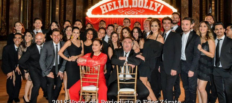 """Daniela Romo protagonizará el musical """"Hello Dolly"""", dan a conocer elenco completo"""