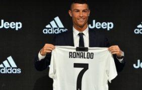 Cristiano Ronaldo está listo para jugar con Juventus