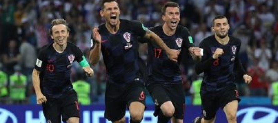 Croacia e Inglaterra desean hacer historia en Rusia