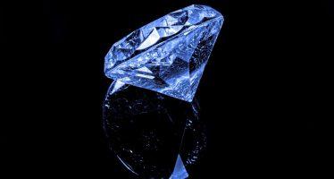 Caminamos sobre un auténtico tesoro de diamantes