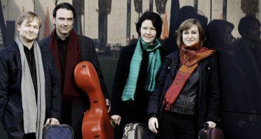 Desde Alemania el cuarteto de cuerdas Diogenes Quartett celebrará mañana su XX aniversario en la Capilla Gótica