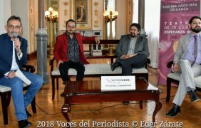 """""""Dos farsas de Rossini"""" es un divertido y lúdico espectáculo operístico a cargo de Solistas Ensamble del INBA"""