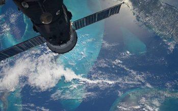 Cygnus CRS-9 se separa de la Estación Espacial Internacional