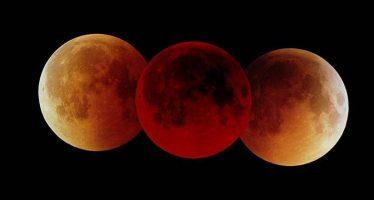 'Luna sangrienta': Llega el eclipse lunar más largo del siglo