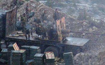 Ejército sirio expulsa a los terroristas de Latakia
