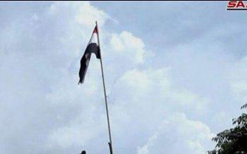 Siria toma el control de la frontera con Jordania