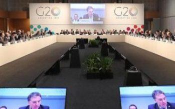 El G20 expresa preocupación por la escalada comercial global
