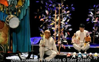 """La compañía """"Los cantores del confin"""" presentan  un mensaje de paz y equidad con la obra:  """"Belisa ¿Dónde estás? El misterio de las niñas desaparecidas"""""""