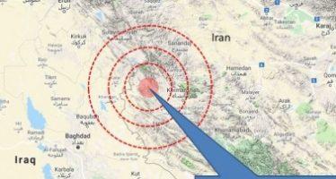 En Irán la tierra no deja de moverse; suman ya 378 los heridos