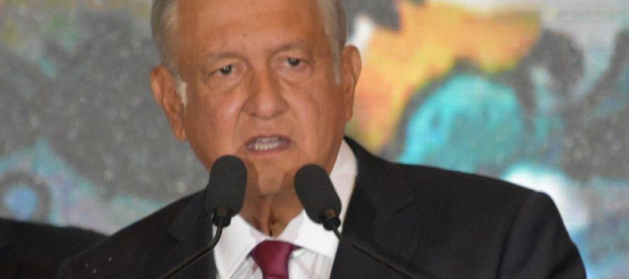Trump y López Obrador conversan sobre leyes migratorias