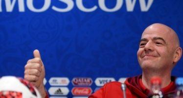 FIFA afirma que árbitros y VAR fueron éxito rotundo en Rusia 2018