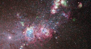 Miles de galaxias en una sola foto