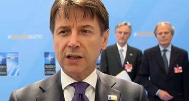 """Conte advierte de """"amenazas"""" desde el sur de la OTAN"""