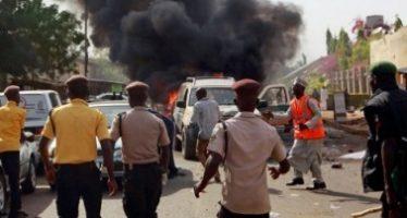 """Hombre bomba"" mata a 11 personas en mezquita de Nigeria"