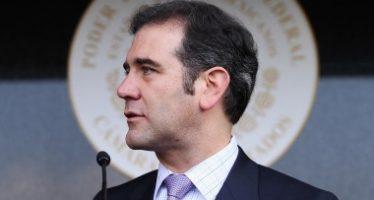 INE, comprometido con la austeridad, afirma Lorenzo Córdova