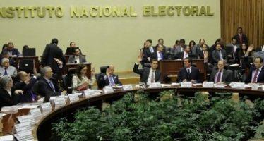 Inicia sesión el Consejo General del Instituto Nacional Electoral