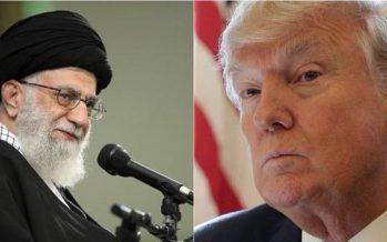 Irán advierte al presidente Trump que no provoque más a Teherán