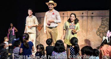 """Marionetas de la esquina y PHT Theatre estrenaron """"Jacky y el Frijol Mágico"""""""