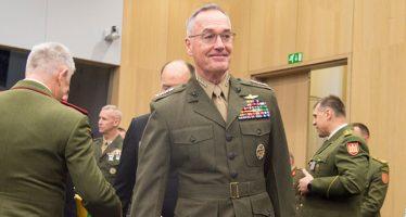 Un alto general revela cuántas tropas tiene EEUU en el extranjero