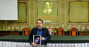 """José Luis Ruvalcaba presenta el Proyecto Pictorialista """"Skin Calligraphy"""""""
