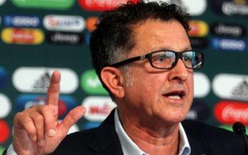 Oficial: el colombiano Osorio deja la dirección técnica del Tri