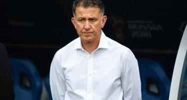 Juan Carlos Osorio deja de ser técnico de selección mexicana