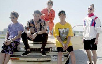 La boyband regiomontana KSTLCN lanza su nuevo sencillo de verano a nivel nacional