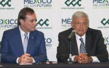 López Obrador agradece postura de expresidentes tras resultados