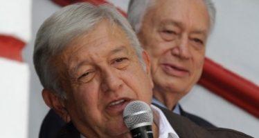 López Obrador presenta cuatro proyectos estratégicos en materia energética