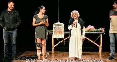 """La compañía Xalapa Hace Teatro presenta """"La Nena"""", una historia perpetuada por un amor a golpes"""