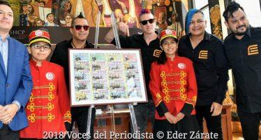 Devela Lotería Nacional boleto por 25 años de trayectoria de Los Estrambóticos