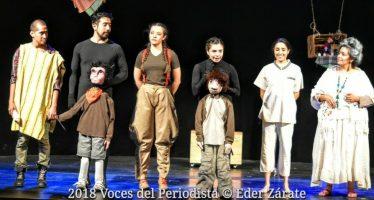 """Últimas funciones de """"Más allá del Sol"""", una propuesta poética, entretenida y de alta reflexión para niños y adultos"""